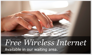 Free Wireless Internet available at Portland Automotive | Portland Auto Repair