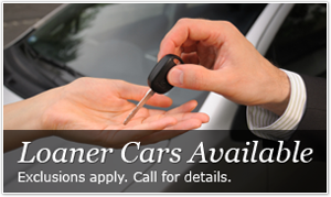 Loaner Car Available at Portland Automotive | Portland Auto Repair